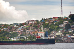 Ambon City, Indonesia Royalty Free Stock Photo