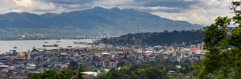 Ambon City, Indonesia Royalty Free Stock Image