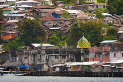 Ambon City, Indonesia Royalty Free Stock Images