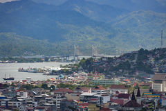 Ambon City, Indonesia Royalty Free Stock Photography