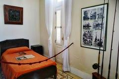 Ambones Mundos y Hemingway del hotel Fotos de archivo