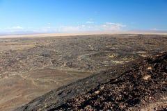 Amboy Crater National Natural Landmark Stock Photos