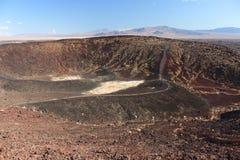 Amboy Crater National Natural Landmark Stock Images