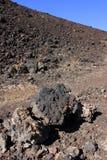 Amboy Crater National Natural Landmark Royalty Free Stock Photo