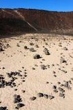 Amboy Crater National Natural Landmark Royalty Free Stock Photos