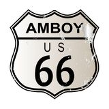 Amboy Route 66 Stock Images