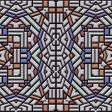 Ambra Alien Tiles Stock Images