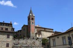 Ambra in Toscanië Royalty-vrije Stock Fotografie
