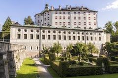 Ambras Castle, Αυστρία στοκ φωτογραφία