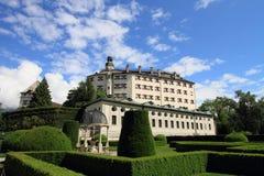 Ambras Schloss Lizenzfreies Stockbild