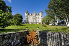 Ambrieres - Castle Stock Photography