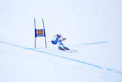Ambrosi Hoffmann - Fis World Cup Royalty Free Stock Photo