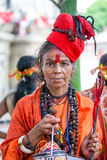 Ambubachi Mela 2016, Kamakhaya-Tempel, Guwahati, Assam Stock Fotografie
