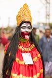 Ambubachi Mela 2016, Kamakhaya Temple, Guwahati, Assam Stock Images