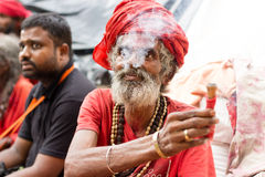 Ambubachi Mela 2014 Royalty Free Stock Image