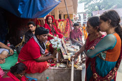 Ambubachi Mela 2014 Stock Images