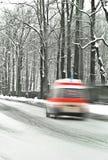 Ambulância. Fotografia de Stock
