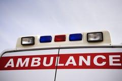 Ambulância imagens de stock
