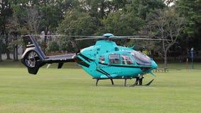 Ambulância de ar Imagens de Stock Royalty Free