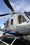 Ambulância de ar estacionária Imagem de Stock Royalty Free