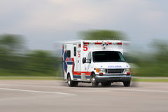 Ambulance image stock