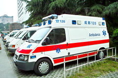 Ambulance royalty free stock image
