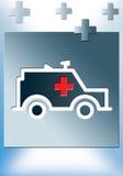 ambulance 2 Image stock
