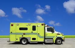 Ambulance Photographie stock libre de droits