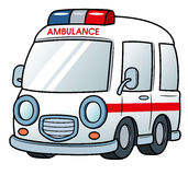 Ambulance   illustration libre de droits