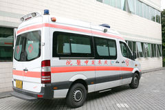 Ambulance Photos libres de droits