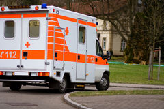 Ambulance Photographie stock