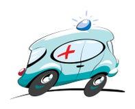 Ambulance illustration libre de droits