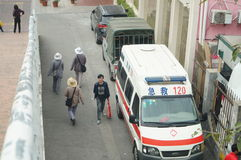 ambulance 120 Photos stock