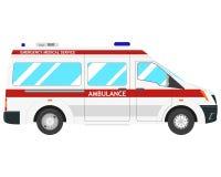 ambulance Image libre de droits