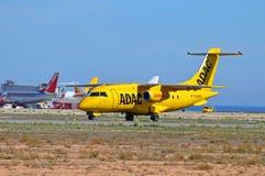 Ambulance aérienne Photos stock