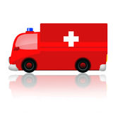 Ambulance automobile Royalty Free Stock Photo