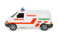 Ambulance car Royalty Free Stock Photos