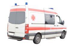 Ambulance car Stock Photography