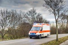 Ambulance car Royalty Free Stock Photo