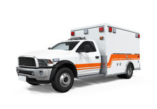 Ambulance Car Royalty Free Stock Images