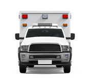 Ambulance Car Royalty Free Stock Image