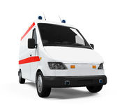 Ambulance Car Royalty Free Stock Photos