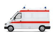 Ambulance Car Stock Photography