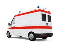 Ambulance Car Royalty Free Stock Image