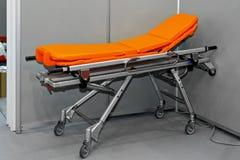 Ambulance de civière photographie stock libre de droits