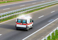 Ambulance Emergency Stock Images