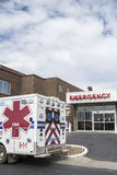 Ambulance,Emergency room Royalty Free Stock Photography