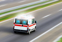 Ambulance emergency Royalty Free Stock Images