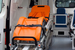 Ambulance interior Stock Photos
