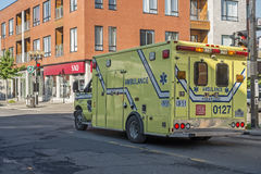 Ambulance  Medical Emergencies Royalty Free Stock Photo